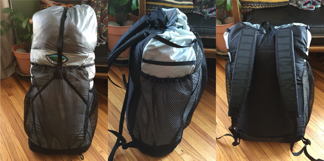 bea8bd3820c6 Making Your Own Ultralight Backpack! – Wandering Pine