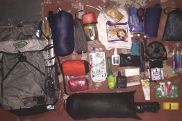 Stuff I brought