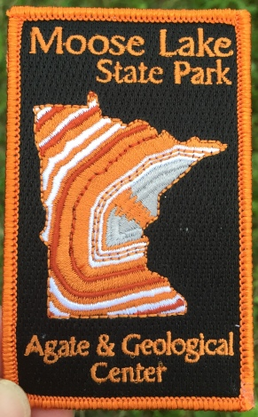 This is my favorite State Park patch so far!
