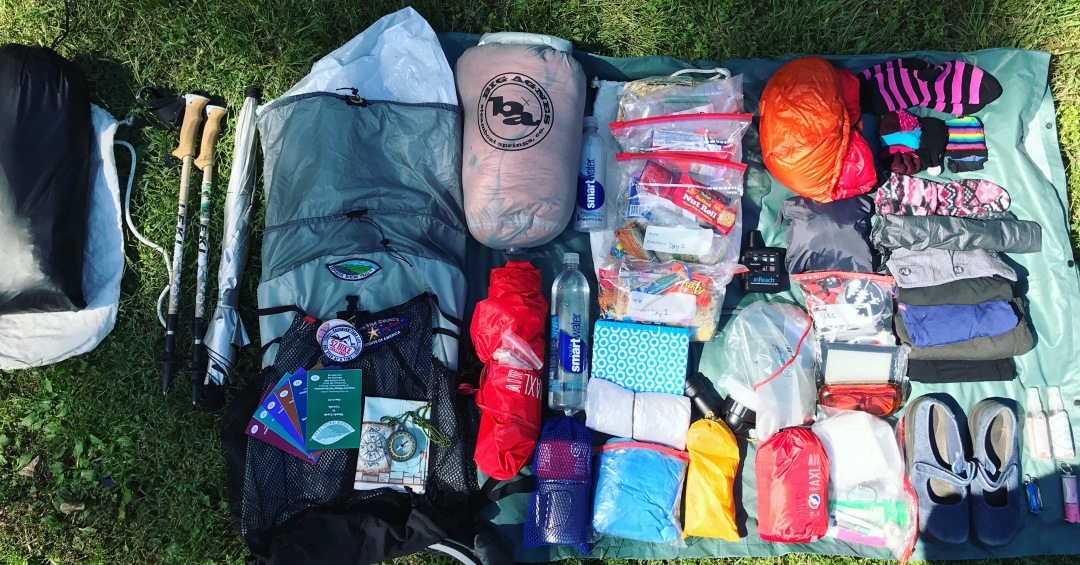 8c97baa804 Lightweight Backpacking Tips  5 ways I reduced my pack weight – Including  packing list – Wandering Pine